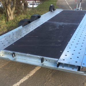 Woodford Trailers WBT-141 - Trailer Hire