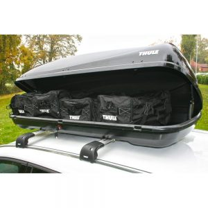Thule Roof Box, Rack & Cycle Carrier Hire