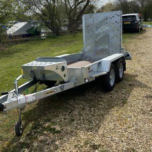 Challenger 50 Plant trailer
