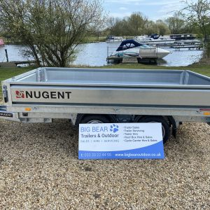 Nugent – Flatbed F3117S-DS with drop sides
