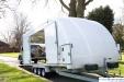 Woodford Galaxy Enclosed Car Trailer