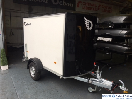 Debon C255 BOX TRAILER