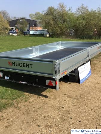 Nugent – Flatbed F4320H